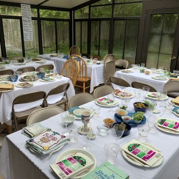 Passover 2019 – Seder Thoughts